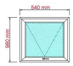 Tende abbaini apertura a bilico finestre per tetti for Misure lucernari per tetti